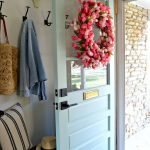 Elegant Front Door Decorating Ideas 138
