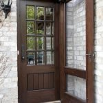 Elegant Front Door Decorating Ideas 140