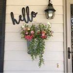 Elegant Front Door Decorating Ideas 141