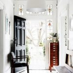 Elegant Front Door Decorating Ideas 147