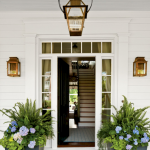 Elegant Front Door Decorating Ideas 148