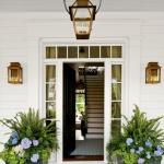 Elegant Front Door Decorating Ideas 148