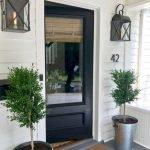 Elegant Front Door Decorating Ideas 150