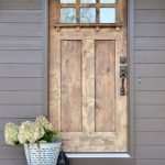 Elegant Front Door Decorating Ideas 152
