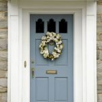 Elegant Front Door Decorating Ideas 153