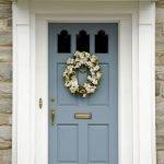 Elegant Front Door Decorating Ideas 153