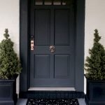 Elegant Front Door Decorating Ideas 156