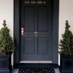 Elegant Front Door Decorating Ideas 156
