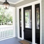Elegant Front Door Decorating Ideas 158