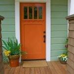 Elegant Front Door Decorating Ideas 164