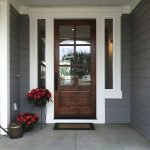 Elegant Front Door Decorating Ideas 169