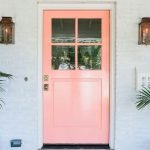 Elegant Front Door Decorating Ideas 170