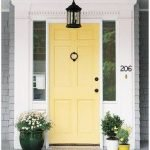 Elegant Front Door Decorating Ideas 174