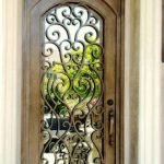Elegant Front Door Decorating Ideas 175