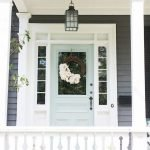 Elegant Front Door Decorating Ideas 180