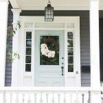 Elegant Front Door Decorating Ideas 180