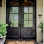 Elegant Front Door Decorating Ideas 181
