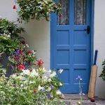 Elegant Front Door Decorating Ideas 184