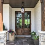 Elegant Front Door Decorating Ideas 187