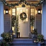 Elegant Front Door Decorating Ideas 188