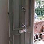 Elegant Front Door Decorating Ideas 190