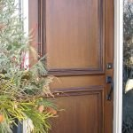 Elegant Front Door Decorating Ideas 191