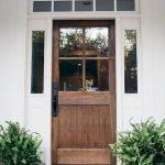 Elegant Front Door Decorating Ideas 192