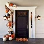 Elegant Front Door Decorating Ideas 193