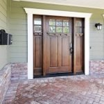 Elegant Front Door Decorating Ideas 195