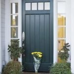 Elegant Front Door Decorating Ideas 198