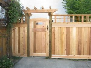 Garden Fencing Ideas001