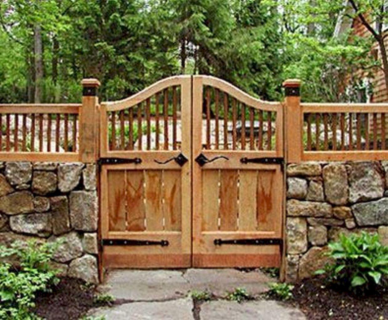 Garden Fencing Ideas045