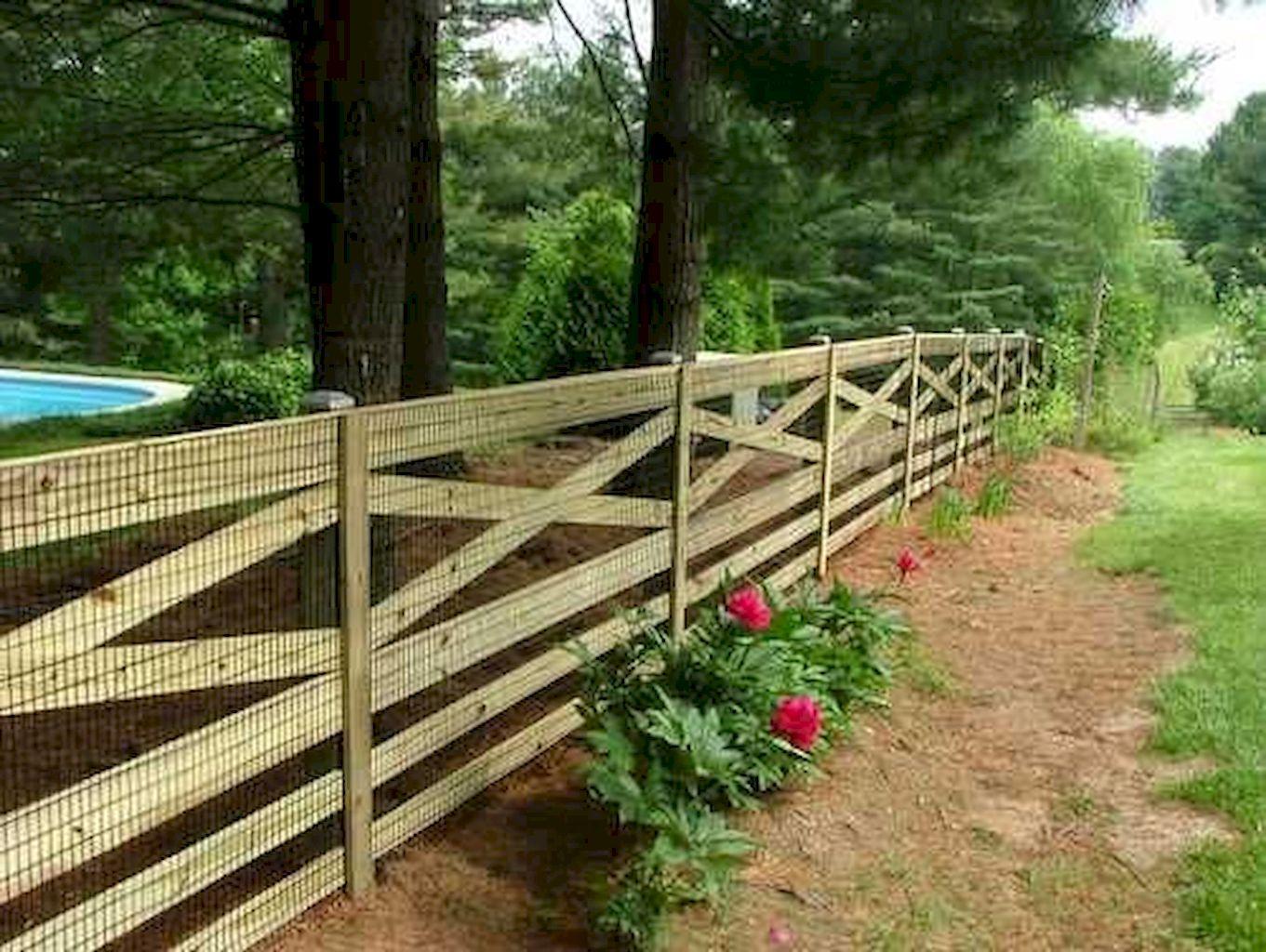 Garden Fencing Ideas087