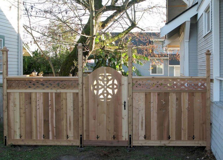 Garden Fencing Ideas088