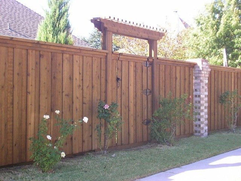 Garden Fencing Ideas107