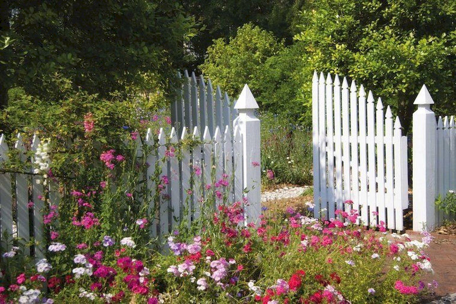 Garden Fencing Ideas118