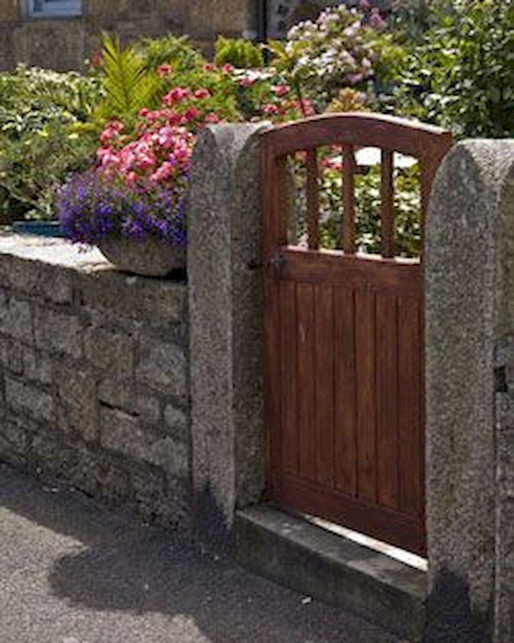 Garden Fencing Ideas119