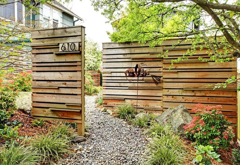Garden Fencing Ideas122