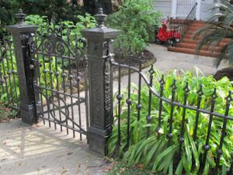 Garden Fencing Ideas126