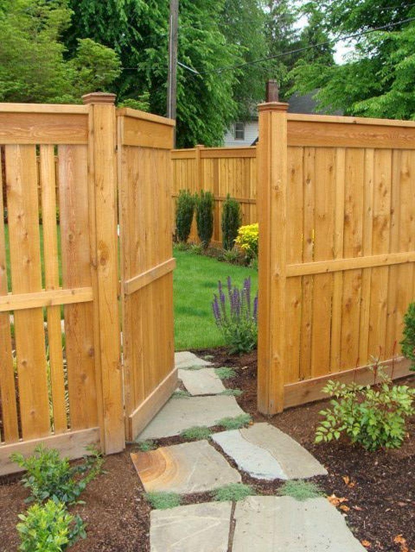 Garden Fencing Ideas155