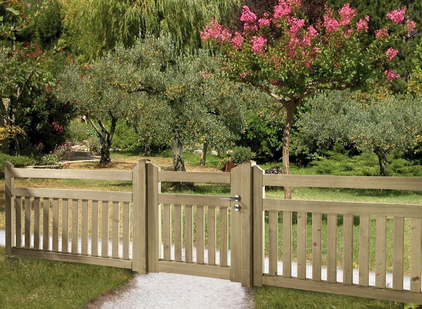 Garden Fencing Ideas163
