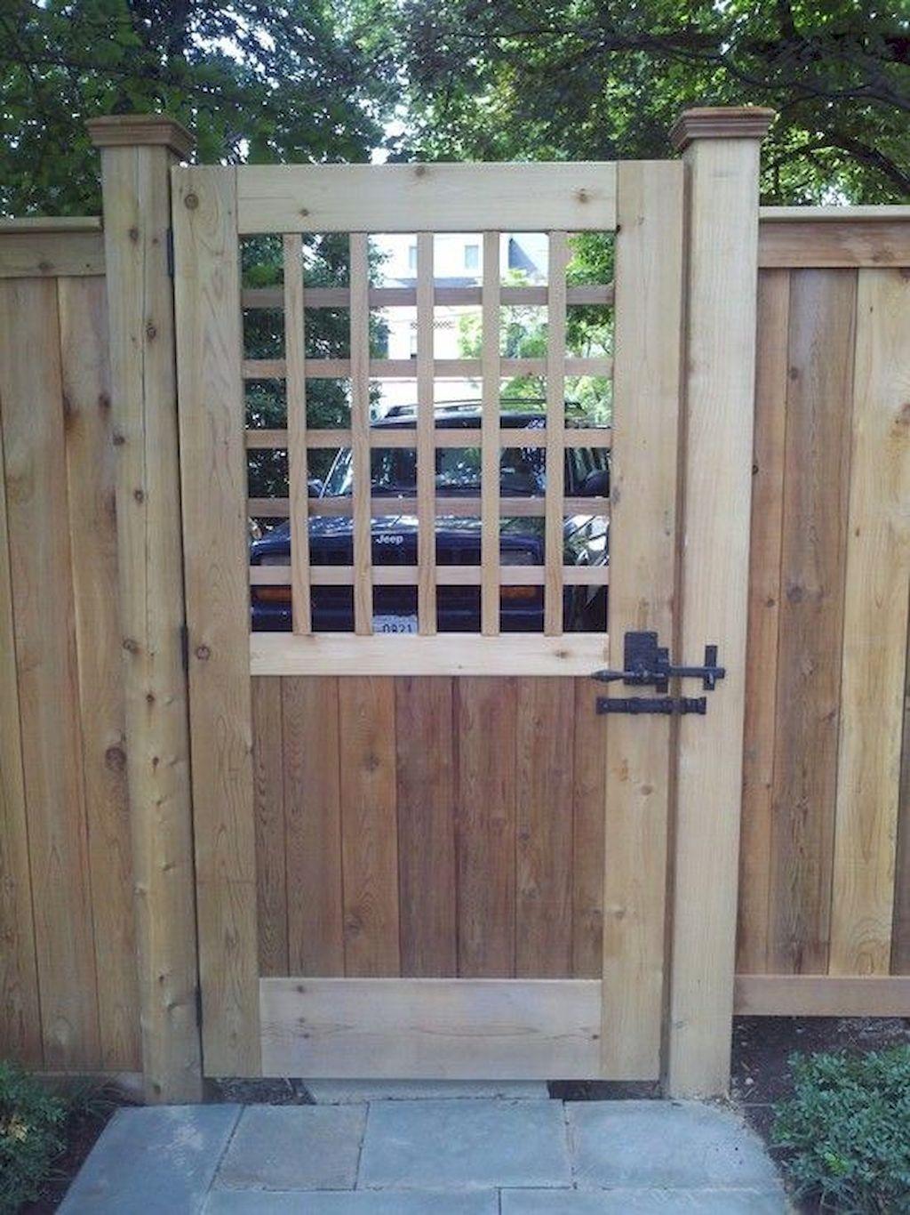 Garden Fencing Ideas166