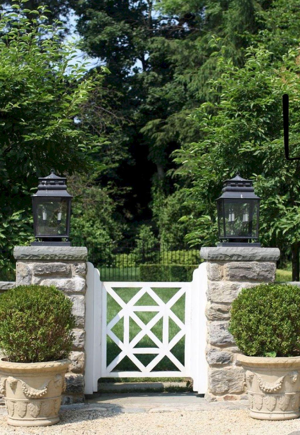 Garden Fencing Ideas179