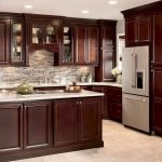 Wood Kitchen Cabinets An Investment to Awesome Kitchen 56