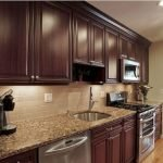 Wood Kitchen Cabinets An Investment to Awesome Kitchen 64