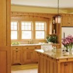 Wood Kitchen Cabinets An Investment to Awesome Kitchen 76