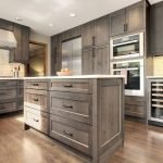 Wood Kitchen Cabinets An Investment to Awesome Kitchen 88