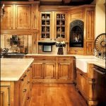 Wood Kitchen Cabinets An Investment to Awesome Kitchen 90