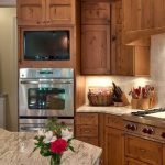 Wood Kitchen Cabinets An Investment to Awesome Kitchen 95