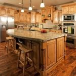 Wood Kitchen Cabinets An Investment to Awesome Kitchen 100